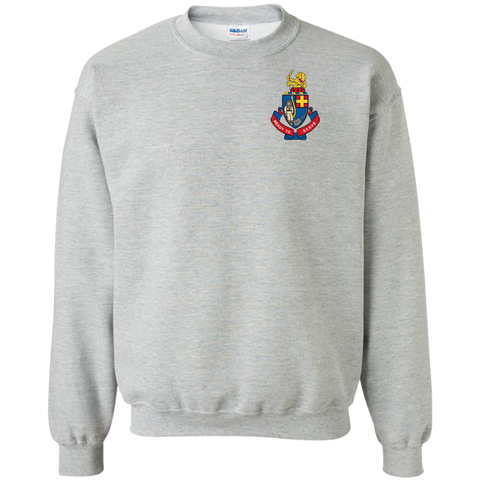 USS Grapple (Color) Sweatshirt