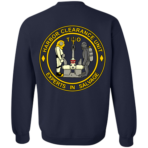 Harbor Clearance Unit Two Sweatshirt