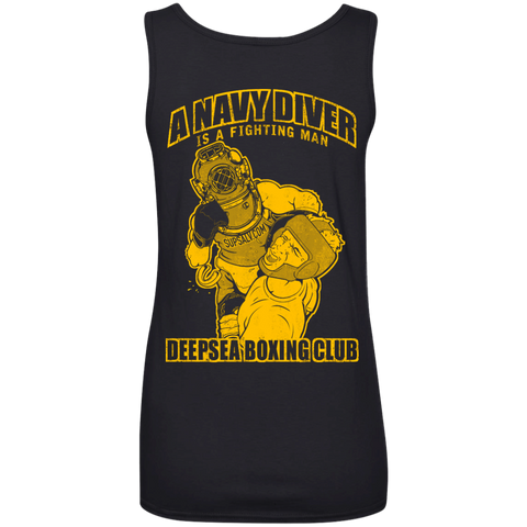 Deepsea Boxing Club (MK V) Ladies' Tank