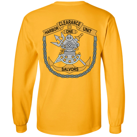 Harbor Clearance Unit One Long Sleeve
