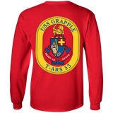 USS Grapple (Color) Long Sleeve