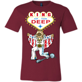 King of the Deep Unisex Jersey Cotton T-Shirt