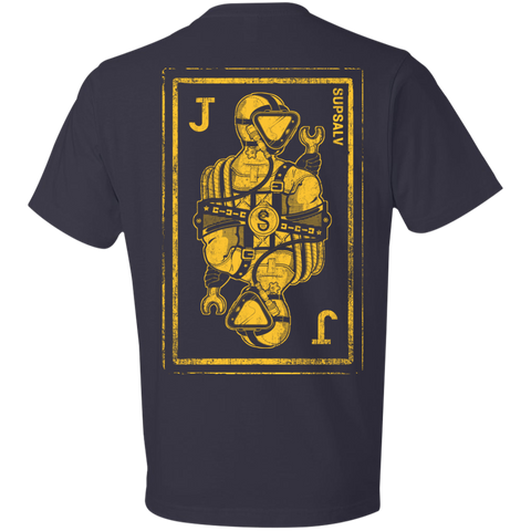 Jack Browne Card Anvil Lightweight T-Shirt