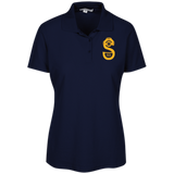 Supsalv.com Ladies Embroidered Stain Resistant Sport Shirt