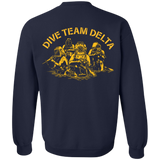 Dive Team Delta Sweatshirt