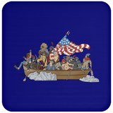 Deepsea Crossing Delaware Coaster