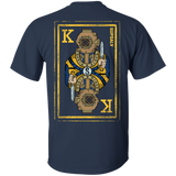 MK V King Card Gildan Cotton T-Shirt