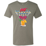 Hot Panama City Nights (Front) (Recommended) Tri-Blend Tee