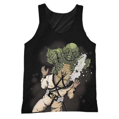 Creature from the Black Lagoon (All Over Print) Tank