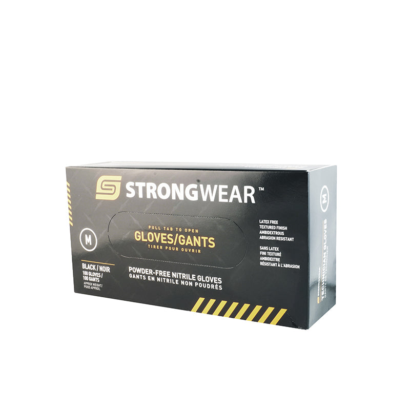 Strongwear Nitrile Gloves - Glove - Mithra MFG Inc.
