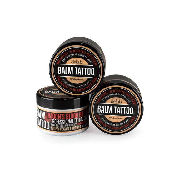 Balm Dragon's Blood Butter - Tattoo Care - Mithra MFG Inc.