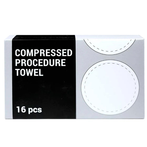 Compressed Procedure Towels - Station Prep. & Barriers - Mithra MFG Inc.