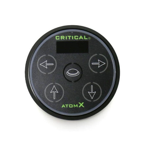 Critical Tattoo - AtomX Power Supply - Power Supply & Accessory - Mithra MFG Inc.