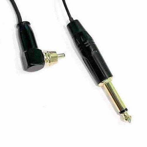 Premium Gold Plated 90° RCA Cable - 7 Ft - Power Supply & Accessory - Mithra MFG Inc.