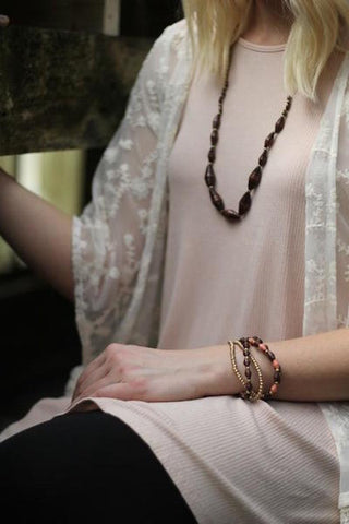 Accessories love | Ethical Necklaces | Fair Trade Necklaces | Love Justly