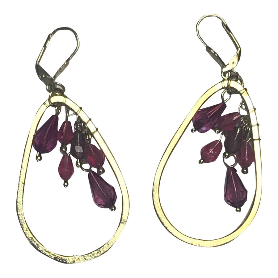 Berry Earrings - Ethical Earrings - World Finds