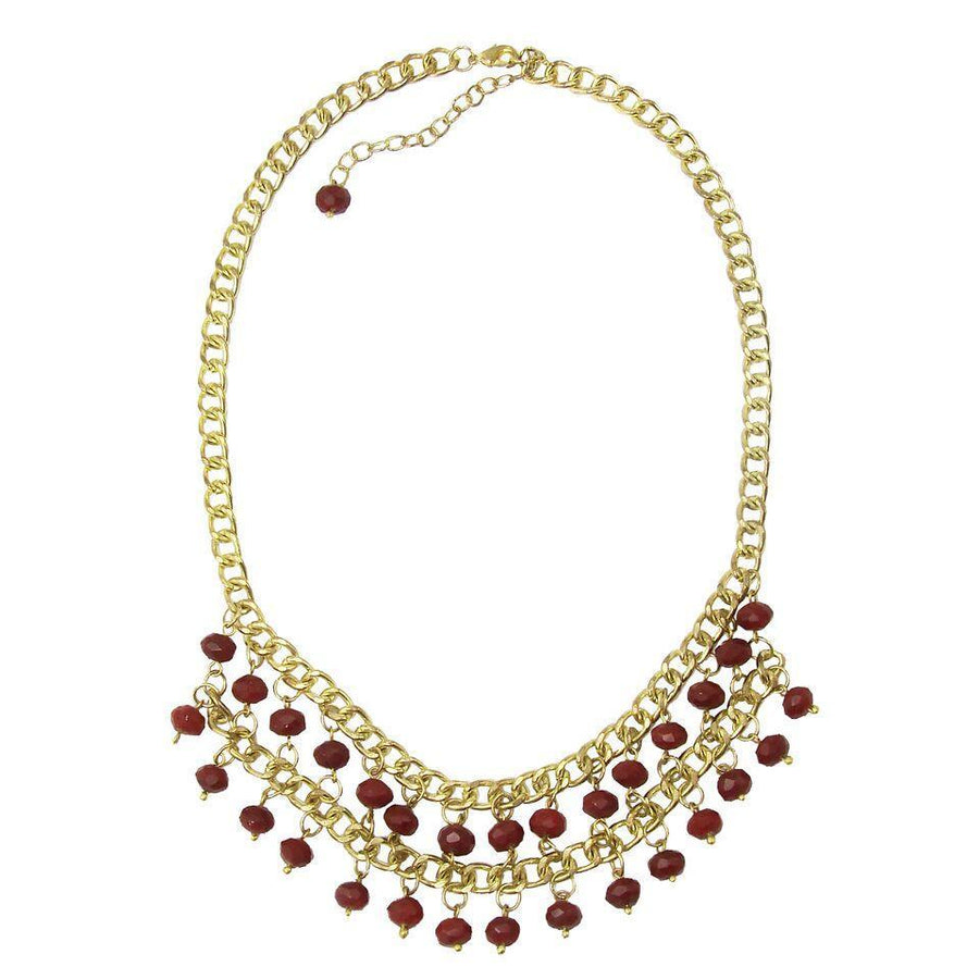 Double-Cascade Necklace - Ethical Necklaces - World Finds