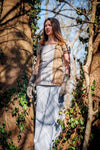 Gray Maxi Skirt, Skirts, Liz Alig, Affordable Ethical Fashion - Love Justly