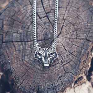 Lupo™ - Wolf Head Necklaces