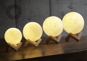 Luna™ Moon Night Light