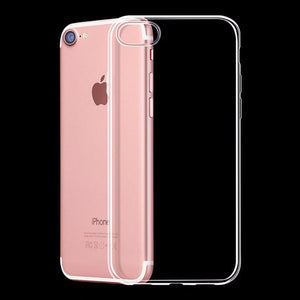 iPhone 7 Cases Ultra Thin  Soft TPU Transparent  Back Case  4.7 Inch - Idiyka.com
