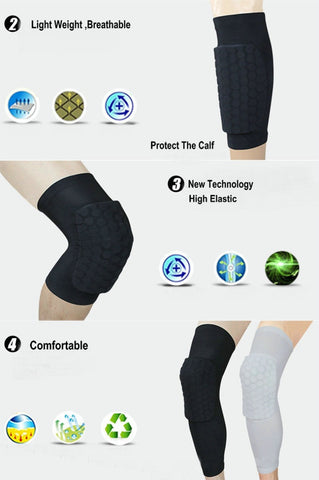 1 Piece Sports Protective Basketball, volleyball Knee Pads - Idiyka.com