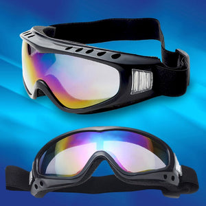 Outdoor Coated Safety Skiing Riding Goggles Sport Idiyka