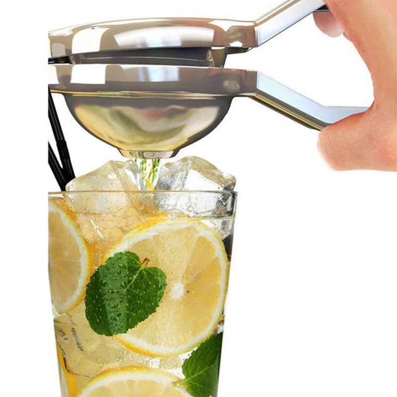 1Pc Fruit Lemon Lime Orange Squeezer Juicer Manual Hand Press Idiyka