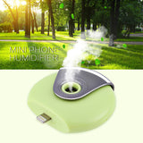 Mini phone Humidifier Aromatherapy essential oil diffuser for Android and IOS
