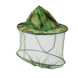 1pc Fishing Hat Insect  Head Face  Cap - Idiyka.com