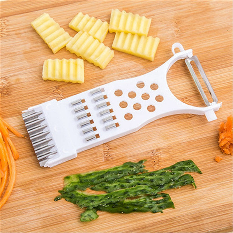 5 In one Multi-functional Grater - Idiyka.com