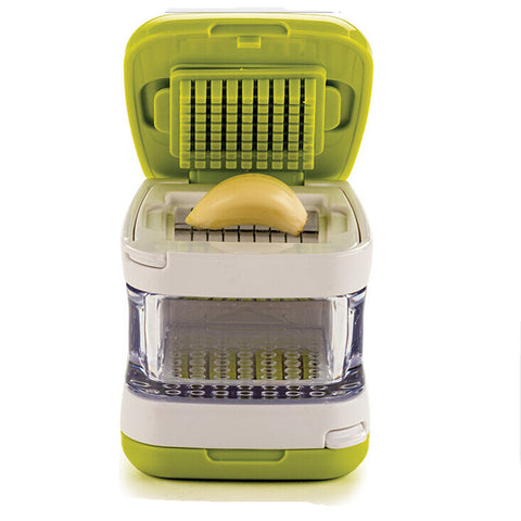 Multifunction Mini Shredder Garlic Cube Plastic Presser