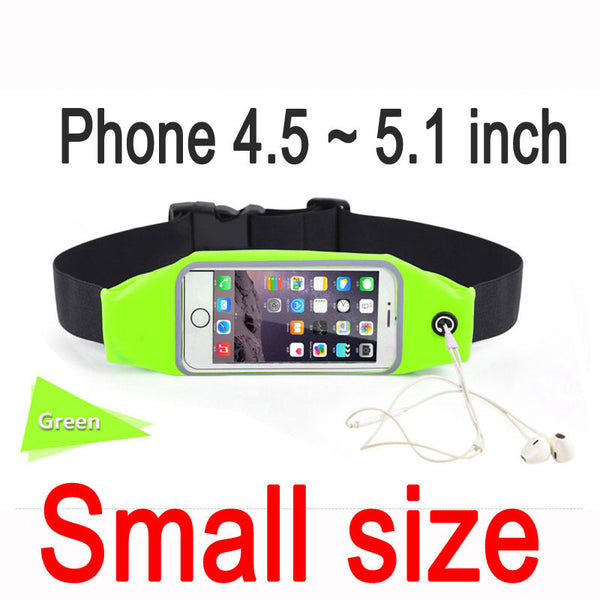 Bag Waterproof Sport  Phone Case Pouch For iPhone 6S Plus Samsung Galaxy J5 S7 S6 S5 A3 A5 2016 - Idiyka.com