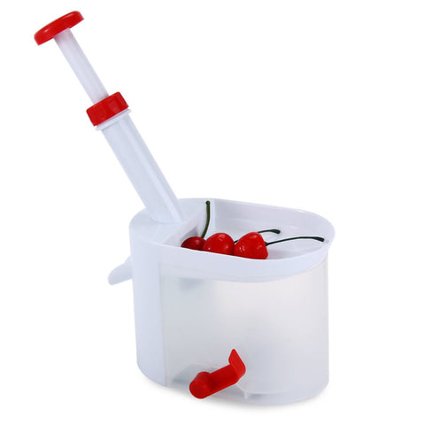 Cherry Potter Stone Remover Machine