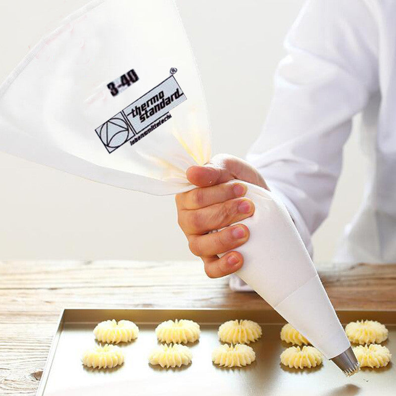 35/40/46cm 100% Cotton Cream Pastry Icing Bag Baking - Idiyka.com