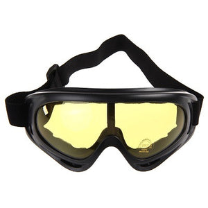 Ski Goggles Lens Frame Glasses Paintball Outdoor Sports Windproof Idiyka