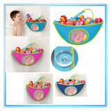 Kids Bath Bag Toys Storage Bathing Hanging