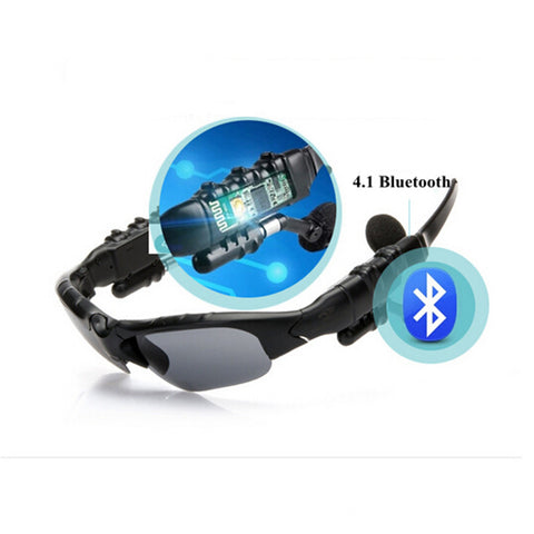 1 set Bluetooth Sports Sets Driving cool Sunglasses Idiyka