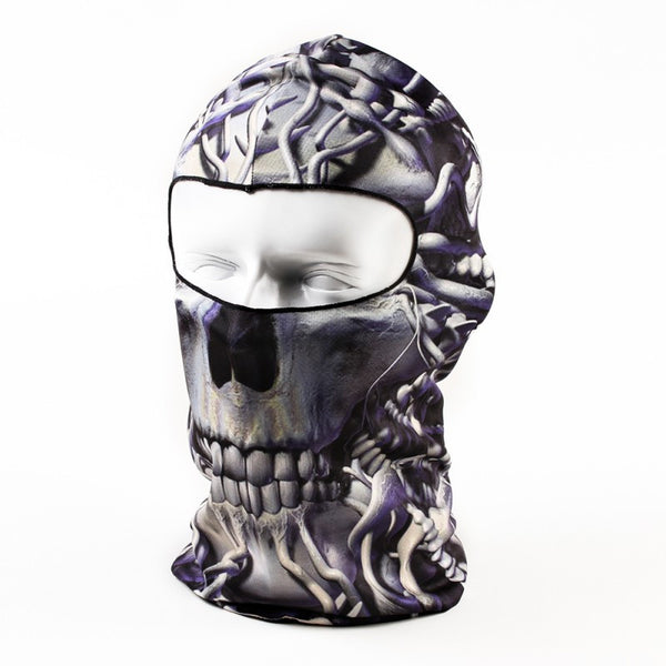 Full Face Balaclava Motorcycle Bike Mask Cover Cap Idiyka