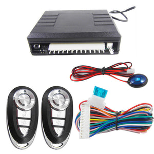 Car Auto Remote Central Kit Door Lock Locking Vehicle  With Remote Controllers VEC86 T100 - Idiyka.com