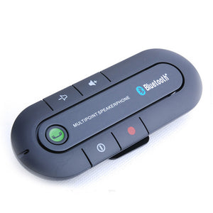 Car Bluetooth Kit Speaker Speakerphone Clip for iPhone - Idiyka.com