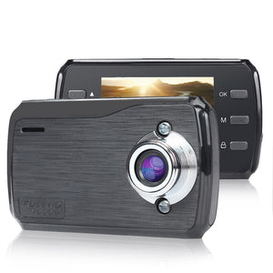 1080P HD CAR DVR G-sensor IR Night Vision Vehicle Video Camera - Idiyka.com