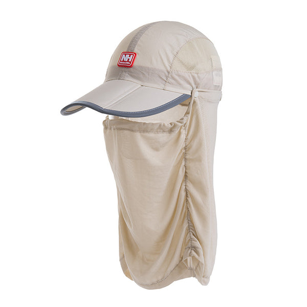 Uv Protection Hat Summer Cap Fishing Idiyka
