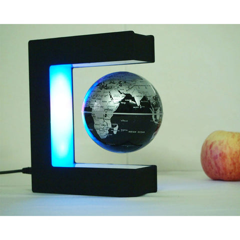 Magnetic levitation globe  E Shape Base Christmas Gifts