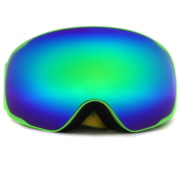 Professional snow UV- Protection Multi-Color/double anti-fog skiing Snowboarding goggles Idiyka