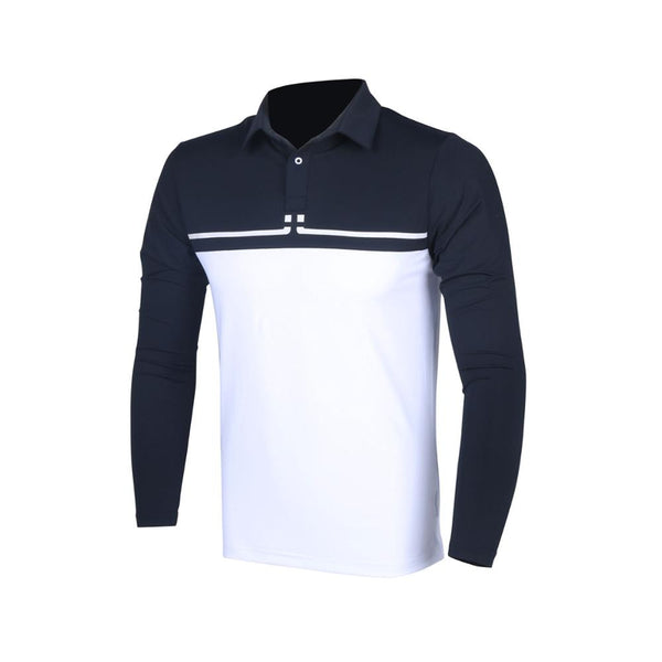 Men's golf clothes classical outerwear sweater Shirts Idiyka