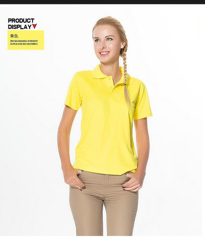 100% polyester dry fit summer tops women's - Idiyka.com