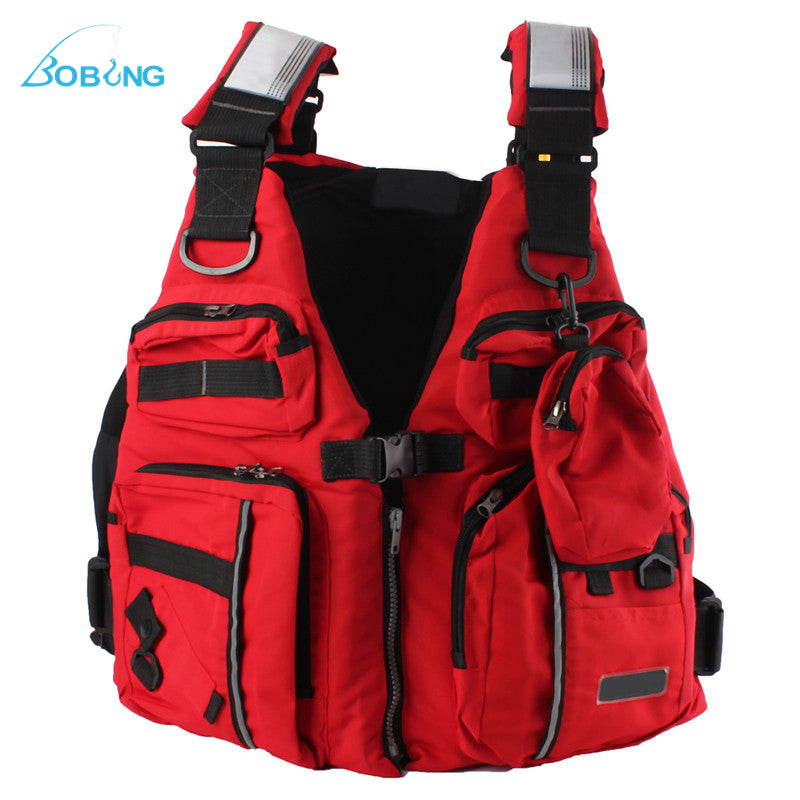 Adult Life Jacket Vest Aid Sailing Surfing Fishing - Idiyka.com