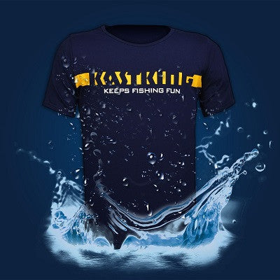 Breathable Sports  Cotton Fishing shirts - Idiyka.com