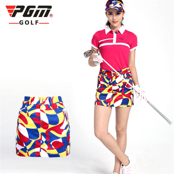Golf Clothing Lady's Golf Skirt Idiyka